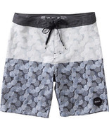 RVCA COMMANDER TRUNK Mens Boardshorts Size 32 NEW - $60.00