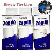 2pcs Zoedo MTB bicycle tire liner Puncture proof 26,27.5,29 700C protect... - $14.99