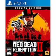 Red Dead Redemption 2: Special Edition - PlayStation 4 - $135.95
