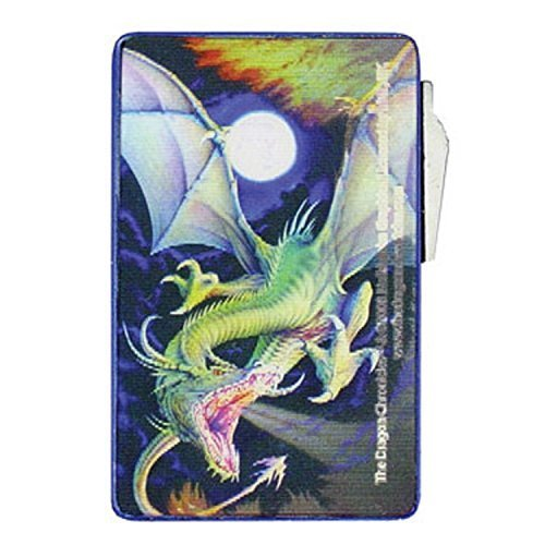 DRAGON CHRONICLE FLAME LIGHTER - One Lighter w/Random Color and Design [Misc.]