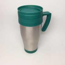 COFFEE CUP-Lefty/Righty Non-Spill Coffee Tumbler - $7.95