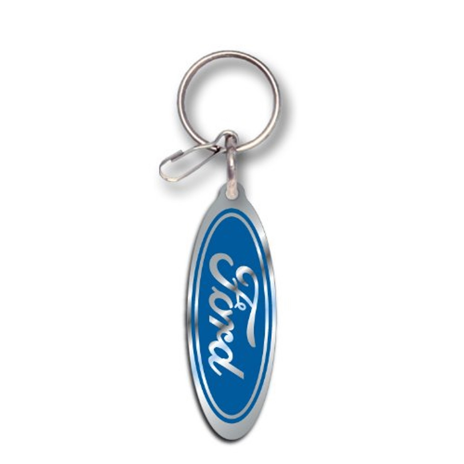 Keychain   ford oval