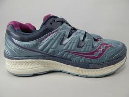 Saucony Triumph ISO 4 Size US 8.5 M (B) EU 40 Women's Running Shoes Grey 10413-1 - $58.10