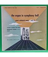 "Vintage 1950's 10"" Vinyl Record - Reginald Foort (Organ), Cook Records L... - $6.95"