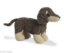 Dixie the Doxie Stuffed Plush Dachshund - $19.79