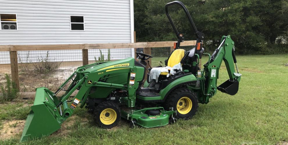 2018 JOHN DEERE 1025R For Sale In Zephyrhills, Florida 33541