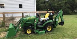 2018 JOHN DEERE 1025R For Sale In Zephyrhills, Florida 33541 image 1