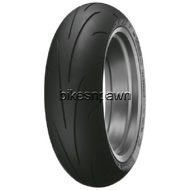 New Dunlop Sportmax Q3 Radial Rear 240/40ZR18  79W  Motorcycle Tire
