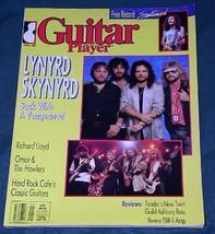 LYNYRD SKYNYRD GUITAR PLAYER MAGAZINE VINTAGE 1988 SANTANA FLEXIDISC - $24.99