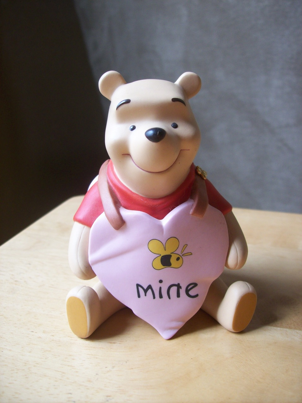 "Primary image for Disney Pooh and Friends ""Bee Mine"" Figurine"