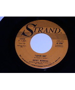 Nicky Robbins Love Me No Matter Who You Are 45 Rpm Record Strand Label - $74.98