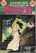 House of Mystery Comic Book #210 DC Comics 1973 VERY FINE - $24.11