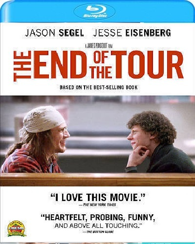 The End Of The Tour [Blu-ray] (2015)