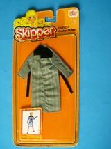 1980 Skipper Herringbone Tweed COAT/DRESS Fashion Collectibles #1946 New Nrfp - $11.88