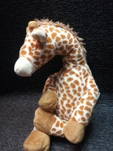 "Cloud B GENTLE GIRAFFE baby crib toy w/Soothing Sounds 18"" plush - $16.99"