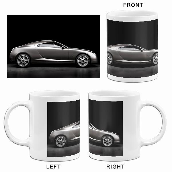 Primary image for 1999 Alfa Romeo Bella Concept Car - Promotional Photo Mug