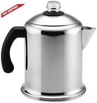 Farberware Classic Stainless Steel Yosemite 8-Cup Coffee Percolator - $21.78