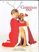 1995 JC PENNEY CHRISTMAS '95 CATALOG PENNEYS WISHBOOK - $29.70