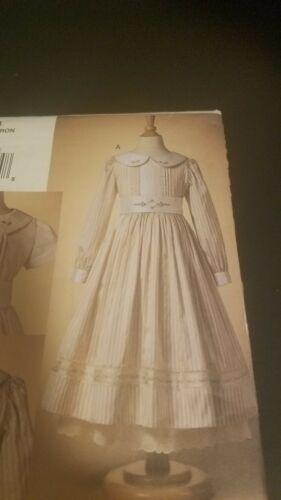 Vogue 7664 Teresa Layman Smocked  & Embroidered Dress & Slip   2,3,4