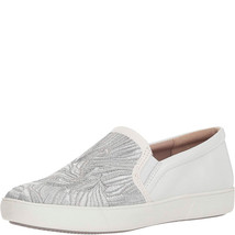 Naturalizer Marianne 4 Sneakers White Silver 9 M - $58.42 CAD