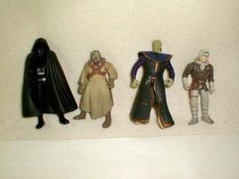 Star wars figure lot kenner 1995 - 1996 Darth Vader plus 4 figures - $22.00
