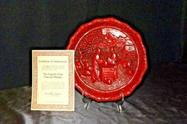 """Return  of the Bracelet"" Commemorative Plate by the Ming Dynasty AA20-CP2337 Vi image 3"