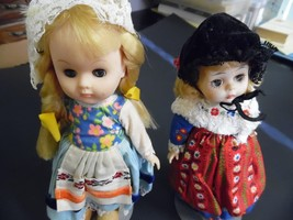 VOGUE GINNY  DOLL & MADAME ALEXANDER ALEX DOLL - VINTAGE & IN GOOD CONDI... - $13.98