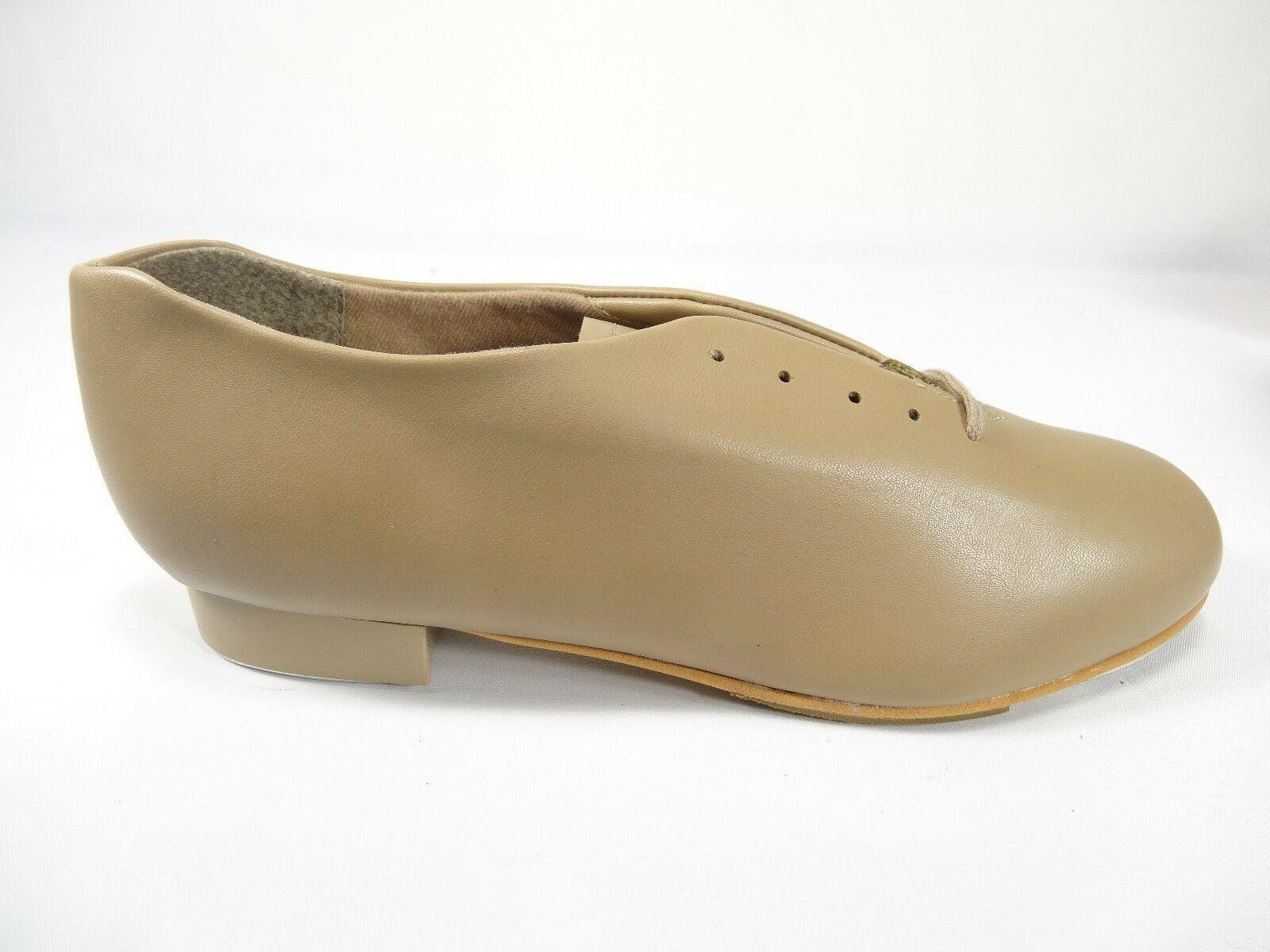 Capezio Tele Tone Jr Tap Dance Shoes Size 9M H8  Style #442