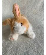 Hasbro FurReal Hopping Bunny Rabbit Plush Electronic Plush Stuffed Toy A... - $23.08