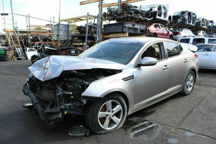 Primary image for Speedometer Cluster MPH VIN 7 8th Digit Fits 14-15 OPTIMA 528574