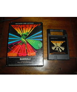 Magnavox Odyssey 2 Game Cartridge -- Baseball - $8.86