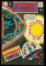 ACTION COMICS #365 1968- SUPERMAN-DC COMICS FN - $44.14
