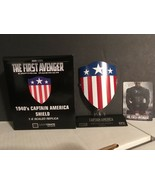 Captain America The First Avenger 1940's Shield 1:6 Scaled  Replica Loot... - $17.05