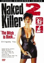 Naked Killer 2 the Bitch is Back - HK Action Suspense Movie DVD - $19.99