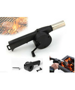 BBQ Fan Outdoor Cooking Air Blower Barbecue Fire - $8.90