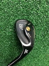 Jack Nicklaus Golf CD2 Wide Sole Pitching Wedge in Black Chrome - $34.99