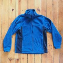 Columbia Youth Blue Fleece Jacket Size 18-20 - $38.09