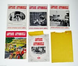 Antique Automobile Magazines 1958 5 Issues Antique Automobiles, Cars - $25.00