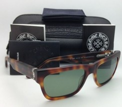 ed8acc9bc66d Polarized CHROME HEARTS Sunglasses PUMPINETHYL MBST Matte Tortoise w  Green  Lens