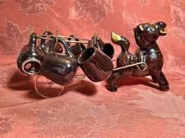Artmark Originals Japan Horse and Cart Bar Set With Shot Mugs image 3