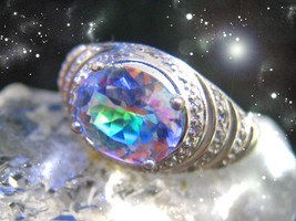 HAUNTED RING CIRCLE OF WITCHES ATTRACT OR DEFLECT EXTREME SECRET OOAK MAGICK  - $3,997.77