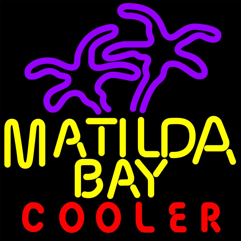 Matilda Bay Cooler Neon Sign Classic