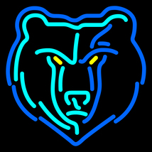 NBA Memphis Grizzlies Logo Neon Sign - $699.00