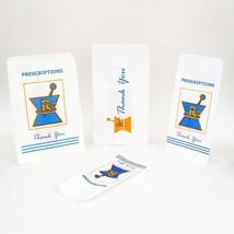 50 Marijuana Rx PRESCRIPTION BAGS & Warning Labels - Paper Exit Bags Can... - $9.95+
