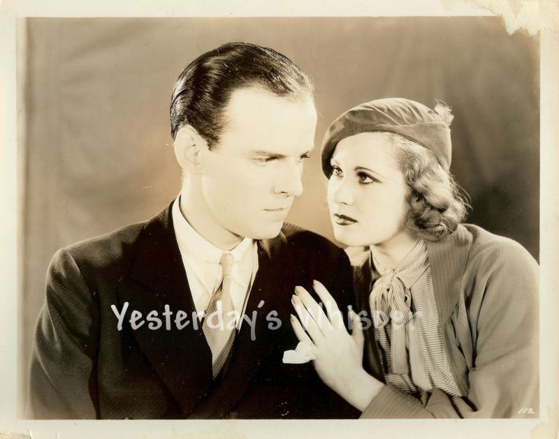 Mary Brian John Darrow Monte Carlo Night Original Photo