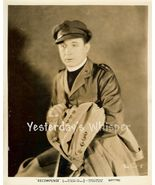 Monte Blue Recompense c.1925 Original Publicity Photo - $19.99