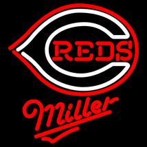 MLB Miller Cincinnati Reds Neon Sign - $699.00