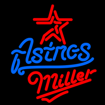 MLB Miller Houston Astros Neon Sign - $699.00