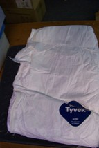 NEW DUPONT TY125SWH3X002500 Zipper Front Elastic Coveralls Wrist/Ankle  ... - $3.95