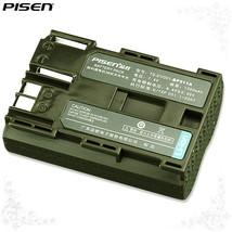 Original Pisen Camcorder Video Battery Canon BP-511A BP511 BP-512 Battery - $42.80